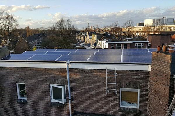 Nijmegen 3.3 KWp zonnepanelen