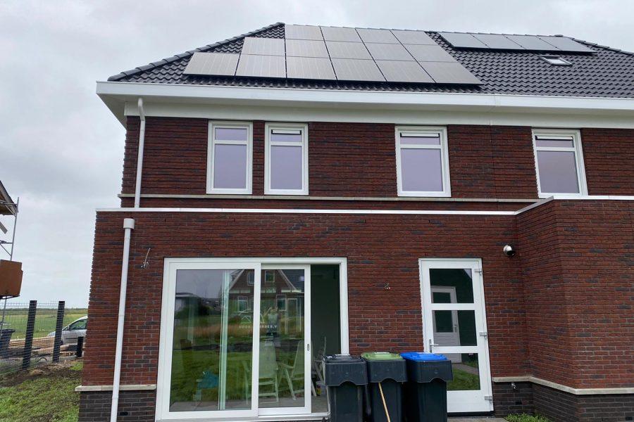 4,95 kWp Delfstrahuizen