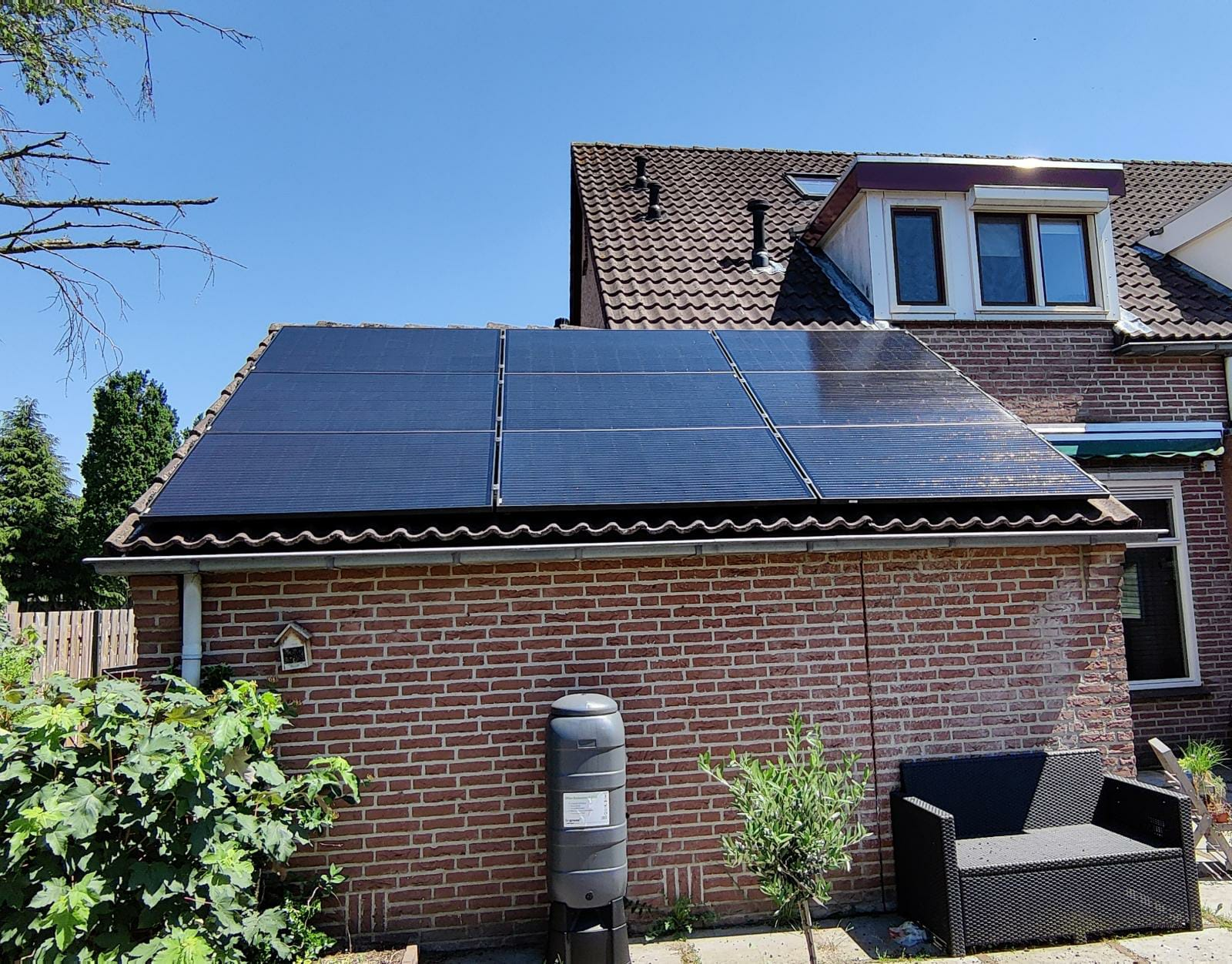 2,97 kWp Grave